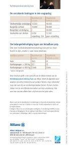 Rechtsbijstand Auto - Allianz - Page 4