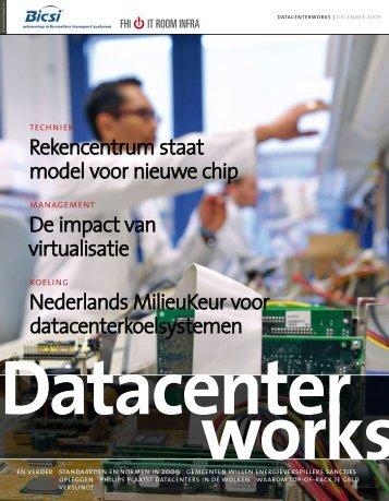 DatacenterWorks 9, 2009