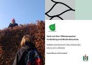 Stock och Sten i Pildammsparken Fortbildning ... - Malmö Naturskola