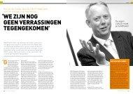 Ger van der Lubbe, directeur BASF Nederland over het ... - VNCI