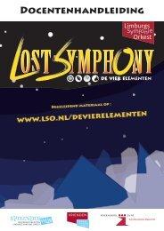 Docentenhandleiding - Limburgs Symfonie Orkest
