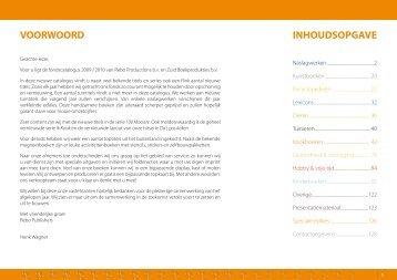 Catalogus 2009-2010 - Rebo Publishers