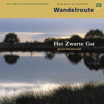 Kwartaalblad 48.indd - Stichting Het Drentse Landschap