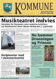 Kommuneavisen 30. august 2006.pdf - Holstebro Kommune