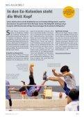 Elegant und schlagfertig - arena2015 - Seite 7