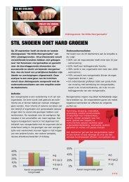 STIL SNOEIEN DOET HARD GROEIEN - Resources Global ...