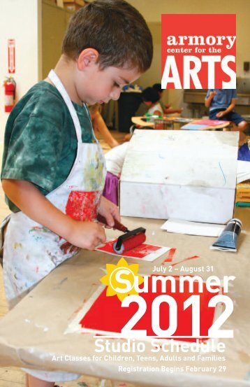 Download the Summer 2012 Studio Brochure ()