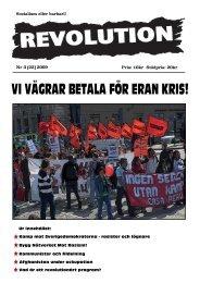 REVOLUTION Nr. 3 [22] 2009