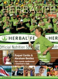 July 2006 - Köp Herbalife Produkter