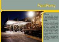 v FastFerry A floating boat stop Design 2001, realisation 2002 On ...