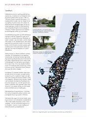KULTURMILJØER - LANDSBYER Landsbyer - test flere kort