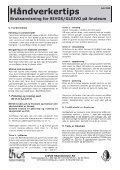 Hvordan behandle linoleum? - Livos naturmaling - Page 2