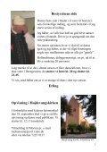 September 2011 4. Årgang Nr. 4 HUSK: Tilmeldingsfristen til turen til ... - Page 3