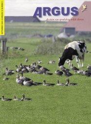 de stem van sprakeloze wilde dieren - De Faunabescherming