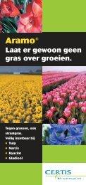 aramo bloembollen - Certis Europe