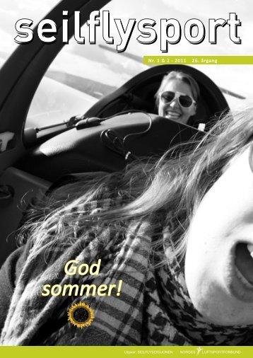 God sommer! - Norges Luftsportforbund
