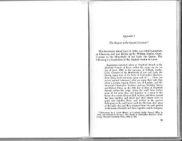 I, II, III, IV, V - The Marlowe Studies