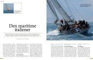 Den maritime italiener - Timegeeks by Kristian Haagen
