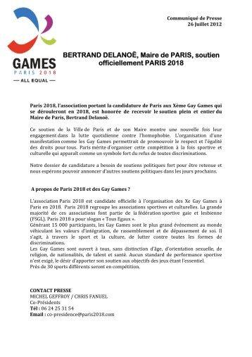 CP Soutien du Maire de Paris - Paris 2018.pdf