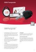 Elektronische Toegangscontrole brochure - Optilox - Page 5