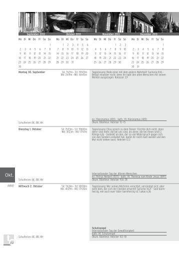 Oktober 2013 (1.301,0kb) - Kirchen & Gemeinde-Kalender