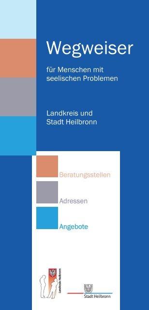 Wegweiser bei seelischen Problemen - THERAPEUTIKUM Heilbronn