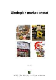 markedsnotat m_forside - endelig.pdf - Økologisk Landsforening
