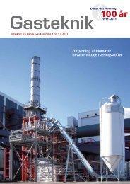 Gasteknik nr. 5, november 2011 [PDF] - Dansk Gas Forening
