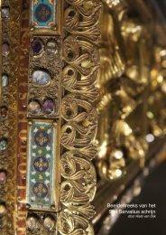 Beeldenreeks van het Sint Servatius schrijn