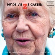 Nieuwsbrief 40i 2011 - De Vieze Gasten