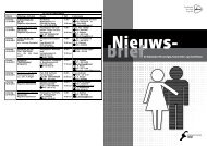 CVA nieuwsbrief feb 2013 CVA nieuwsbrief april 2013 - REGIO Zuid ...