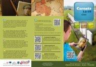 Carnets - Picardie tourisme dans l'Aisne