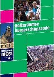 De Rotterdamse burgerschapscode - Leefbaar Rotterdam