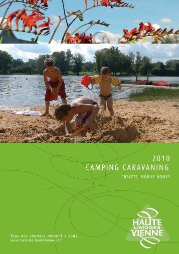 brochure camping 2010
