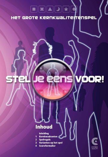 Spelregels Stel Je Eens Voor downloaden - Albert Heemeijer
