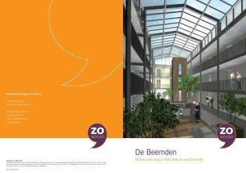 Download brochure De Beemden (acrobat ... - Cicero Zorggroep