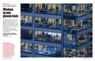 Werken in een glazen huis - Metze Research