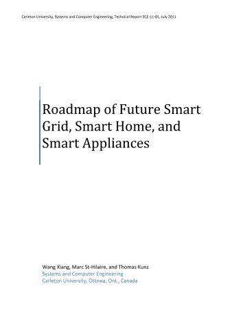 Towards a smart mobility roadmap connekt for Future home appliances