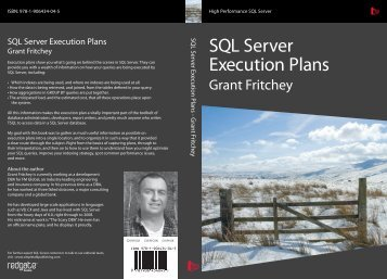 Dissecting SQL Server Execution Plans - Red Gate Software