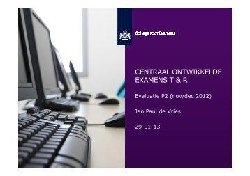 Evaluatie tweede periode pilots COE (pdf) - Steunpunt taal en ...