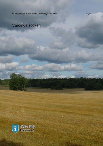 Vårdinge (6 MB) - Södertälje kommun