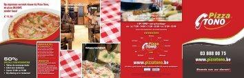 03/888 00 75 • Fax - Pizza Tono