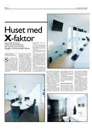 25.04.2008 Huset med X-faktor (Børsen, PDF) - M2