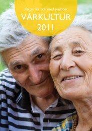 Kultur för och med seniorer - Produforum