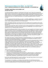 Download de inleiding van Harmke - Natuur en Milieufederatie Utrecht