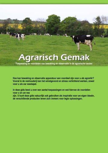 Agrarisch Gemak - Tref Beveiliging