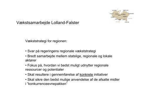 Vækstsamarbejde Lolland-Falster - LOLLAND - FALSTER . nu