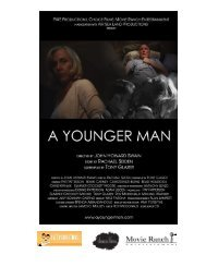 A YOUNGER MAN PROJECT OVERVIEW