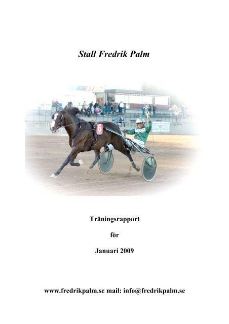 Stall Fredrik Palm - Palm Fredrik