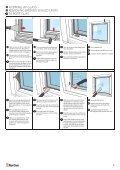 MONTERINGSANVISNING: GLASS I NORDAN ... - NorDan UK Ltd - Page 3